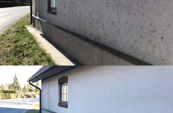 kuumavee survepesu ja pindade kaitsetöötlus fassaadi pesu krohv survepesu sambla eemaldus suvrepesu