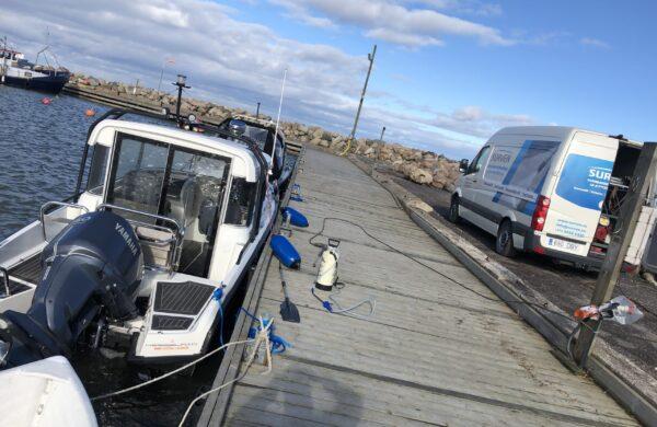 veesõiduki pesu veesõiduk kaatri pesu jahi survepesu puhastus laeva paat paadi pesu survepesu